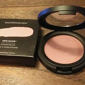 Bare mineral blush